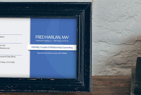 Fred Harlan